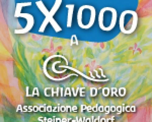 Il tuo contributo a La Chiave d´Oro