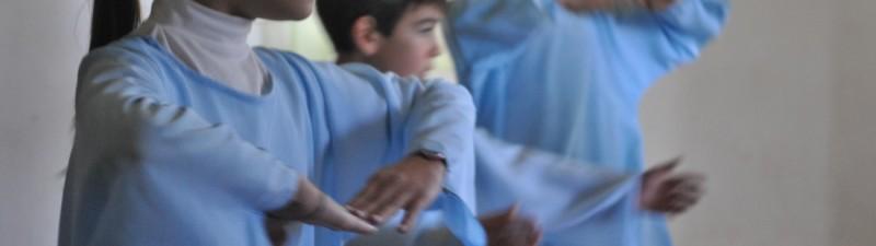 euritmia a scuola in tre