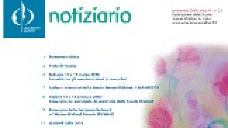 Notiziario n.23 FederazioneScuoleWaldorf