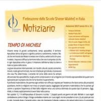 Notiziario n. 21 Federazione  Scuole Waldorf